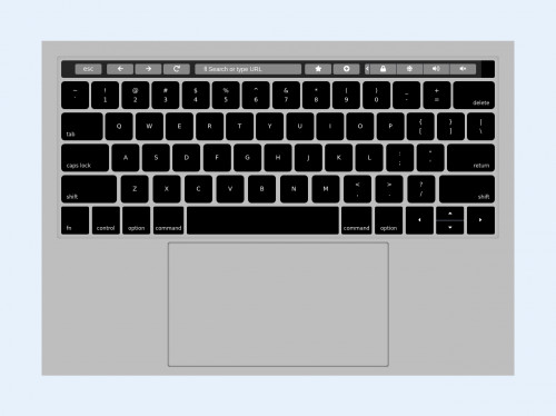 tailwind Macbook Pro Keyboard