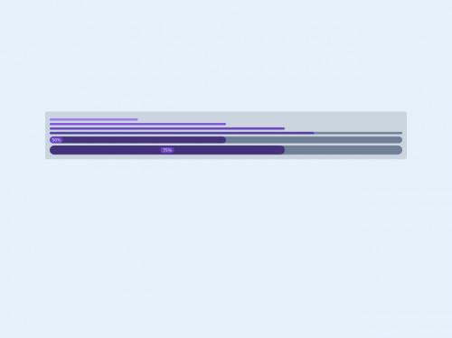 tailwind Progress Bar