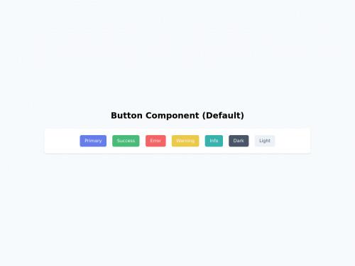 tailwind Button Component (Default)