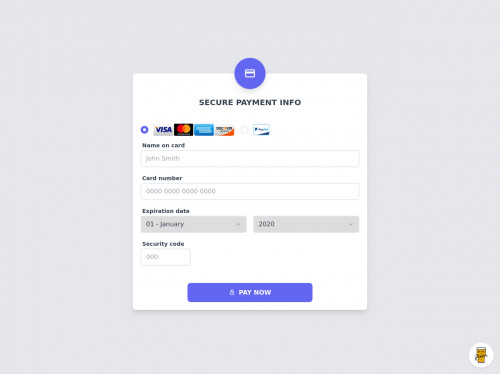 tailwind Payment gateway