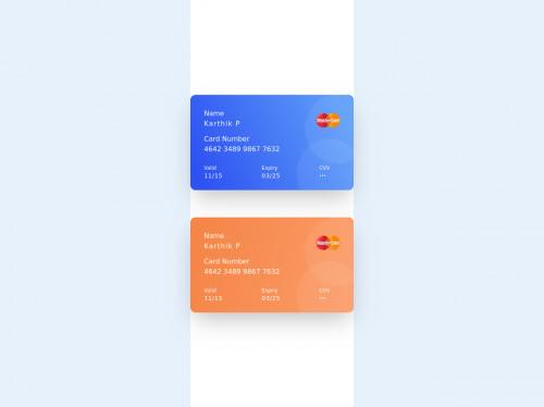 tailwind Credit / Debit Card