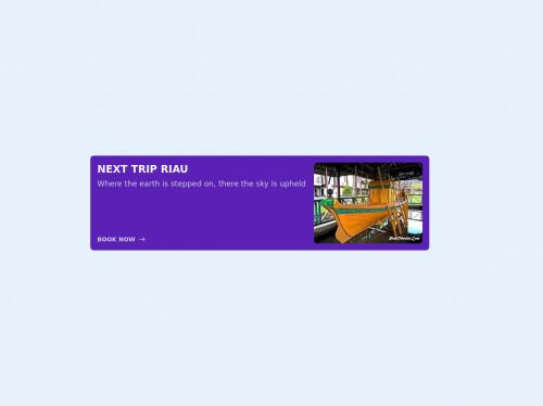 tailwind Card trip