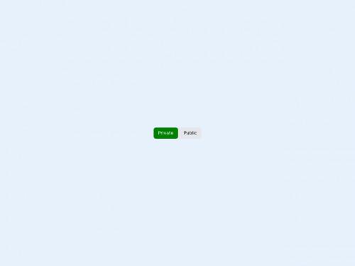 tailwind Custom Radio/Toggle Button