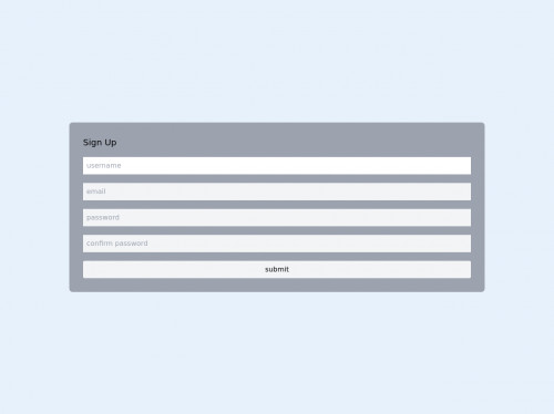 tailwind Sign Up - Log In Forms