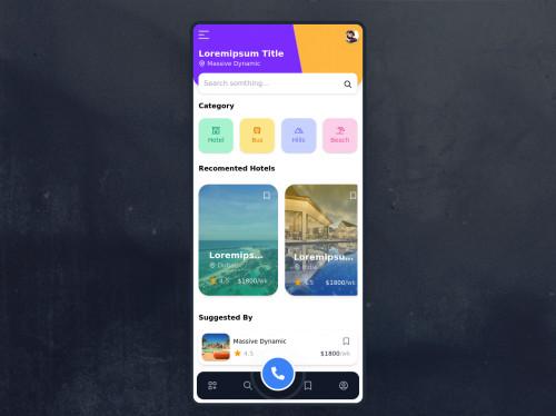 tailwind Tailwind CSS Mobile App Design