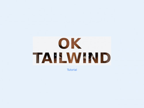 tailwind How to embed the image in a text with Tailwindcss ?