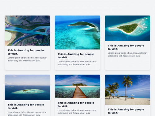 tailwind Grid Responsive Tailwind CSS