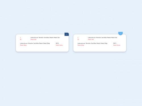 tailwind Card animate mobil dropdown