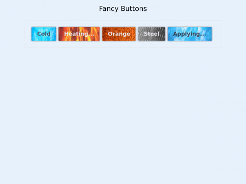tailwind Fancy Buttons