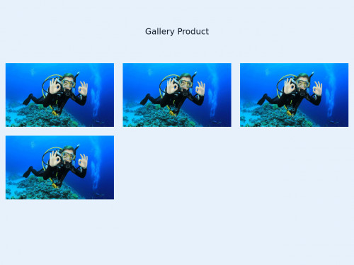 tailwind Gallery