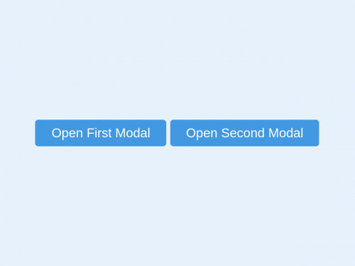 tailwind Open/Close Multiple Model on same page