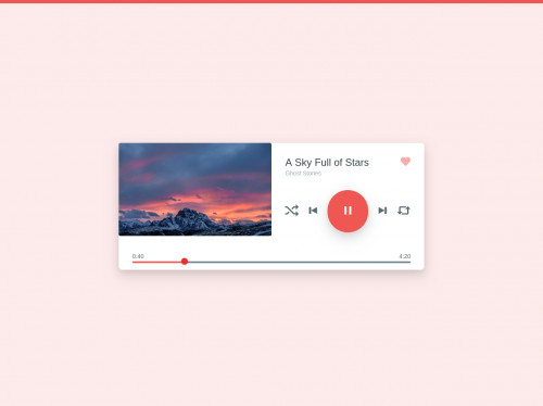 tailwind Tailwind Css Audio Player