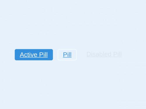 tailwind Pills