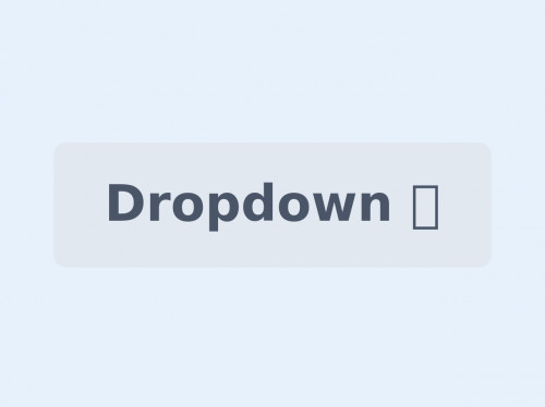 tailwind Multi-Level Dropdown